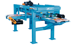 Magnetic Stacking, De-Stacking, and Timing Belt Transfer Conveyors magnetic-stacking-and-destacking-conveyor