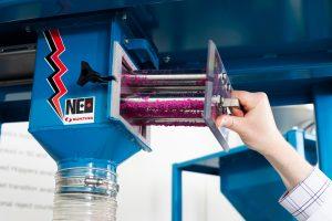 Plastics Industry-Magnetic Separation-Metal Detection-Bunting-Newton