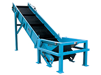 Standard Duty Shredder Feeder & Discharge Conveyors