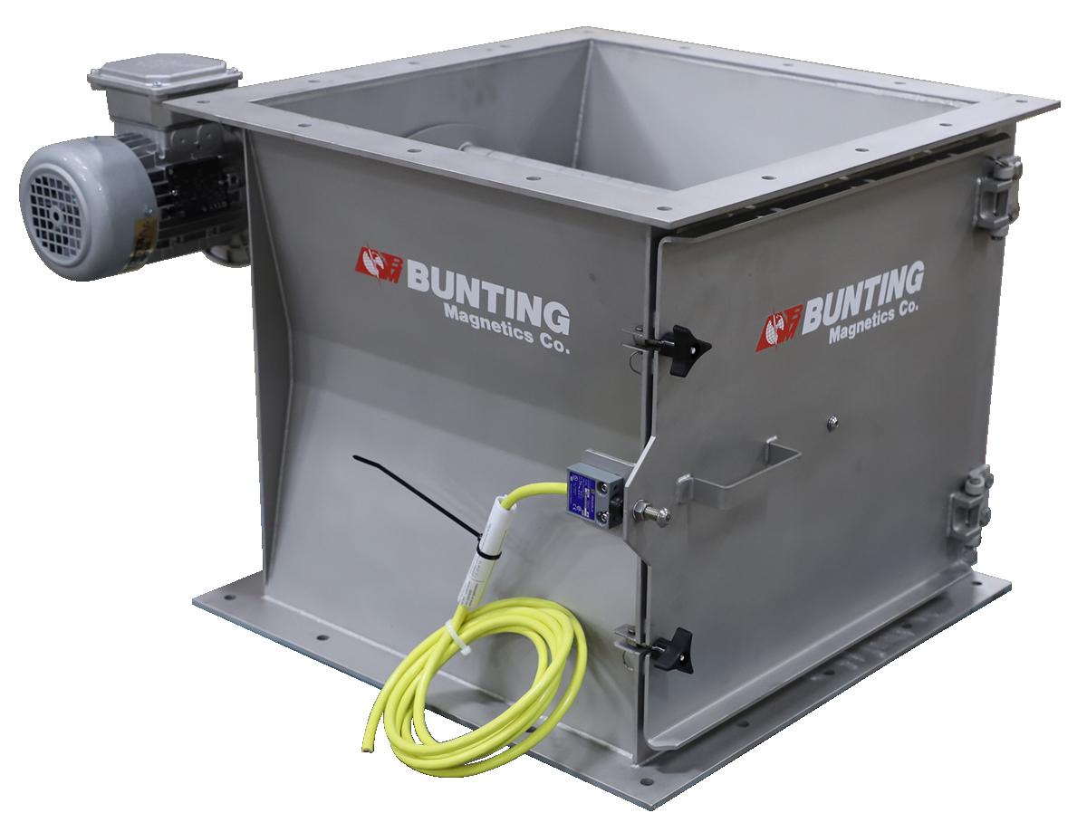 TurboGrate™ Magnetic Separator turbograte-closed