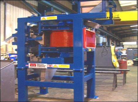 Induced Roll Separator 2-Bunting-Magnetic Separation-Mining-Aggregates-Minerals