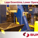 Bunting's MagSlide® Conveyor for Metal Stamping-Magnetic Conveyors-Bunting-Newton