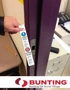 Bunting Introduces NEW Lockdown School Security Magnets-Bunting Elk Grove Village- Security Door Magnets