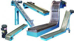 magslide-collage3-Bunting's MagSlide® Conveyor for Metal Stamping-Magnetic Conveyors-Bunting-Newton