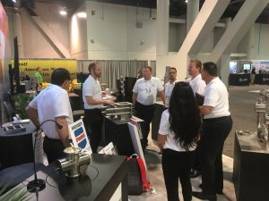 Trade Show Team 2-Bunting Trade Shows-Metal Detection-Magnetic Separation-Material Handling-Can Making-Printing-Newton