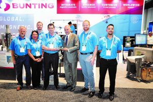 Trade Show Team-Bunting Trade Shows-Metal Detection-Magnetic Separation-Material Handling-Can Making-Printing-Newton