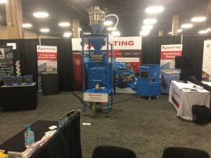 Trade Show2-Bunting Trade Shows-Metal Detection-Magnetic Separation-Material Handling-Can Making-Printing-Newton